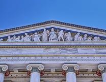 Боги и божества древнегреческия стоковое фото rf