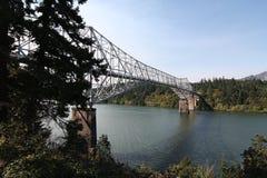 боги моста Стоковое Фото