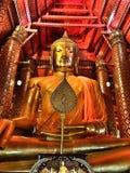 Бог Будды стоковое изображение