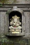 бог индусская Индонесия ganesh bali Стоковое фото RF