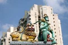 бог индусский Стоковое фото RF