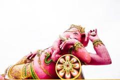 бог индусский Стоковая Фотография