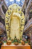 Бог китайца Guan Yin Стоковые Фотографии RF