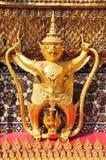 Бог птицы Krut a половинный, радетель стоковые изображения rf