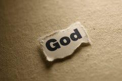 бог Стоковые Фото