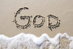 бог Стоковое Изображение RF