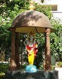 Бог Dhanvantari Ayurveda стоковая фотография