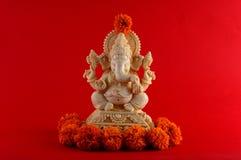 бог ganesha индусский Стоковая Фотография