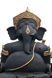 Бог Ganesha скульптуры индусский Стоковые Фотографии RF