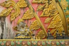 Бог Ganesha успеха Таиланд стоковое фото