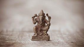 Бог Ganesha успеха Стоковые Фото