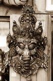 Бог Ganesha стоковая фотография