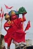 бог hanuman Стоковое Фото