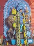 Бог Jagadharti Стоковое Изображение