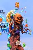 Бог Mictlantecuhtli i стоковые изображения rf