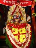 Бог Newari стоковая фотография rf