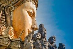 бог pattaya стороны привлекательности Стоковое фото RF