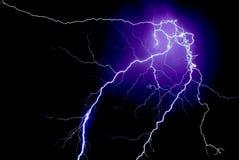 бог s феиэрверков Стоковая Фотография RF