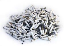 бодает cigaret Стоковые Изображения RF