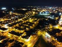 Бодрствование вверх по городу Pereira Risaralda Колумбии стоковое изображение rf