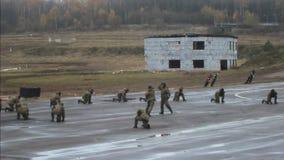 Боевая подготовка внутренних войск акции видеоматериалы