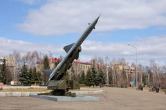 Боевая ракета Стоковая Фотография RF