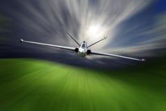 Боевой самолет Стоковое фото RF