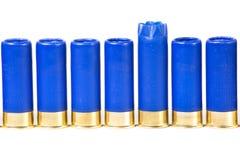 Боеприпасы корокоствольного оружия Стоковые Фото