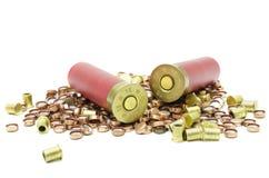 Боеприпасы для охотиться в одичалом Стоковое фото RF