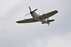Боец Spitfire WW2 Стоковое Изображение RF
