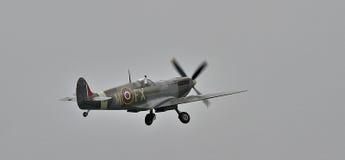 Боец Spitfire WW2 Стоковые Фотографии RF