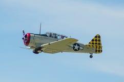 Боец Texan T6 Стоковое Изображение RF