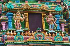 Божества на Sri Maha Mariamman стоковые фотографии rf