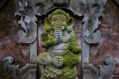 Божественное Ganesha Стоковые Фото