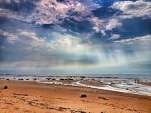 божественный свет Стоковое фото RF