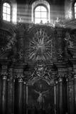 божественный свет Стоковое Фото