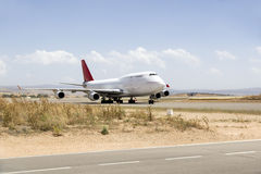 Боинг 747 Стоковые Фотографии RF