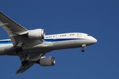 Боинг 787 Стоковая Фотография