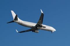 Боинг 737-800 Стоковое Изображение