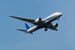 Боинг 787-8 Стоковое Изображение