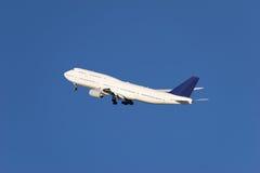 Боинг 747-8 Стоковая Фотография