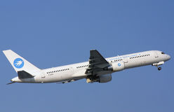 757 Боинг Стоковые Изображения RF