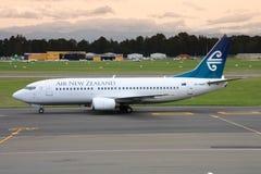 737 Боинг Стоковая Фотография