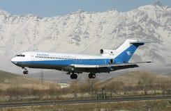 БОИНГ 727 200 ADV Стоковое Изображение RF
