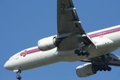 Боинг 777-200 HS-TJF Thaiairway Стоковое фото RF