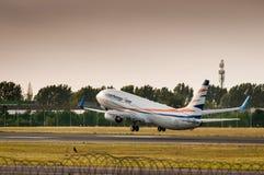Боинг 737-86Q Стоковое Фото