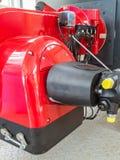 Боилер газовой горелки Стоковое Изображение RF