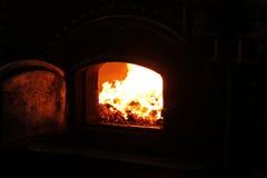 Боилер угля Стоковые Изображения RF