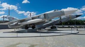 Бойцы экспонат воинского музея стоковые изображения rf