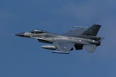 16 бой Lockheed Martin сокола f Стоковые Фото